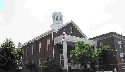 Brooke County Courthouse